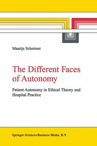 The Different Faces of Autonomy