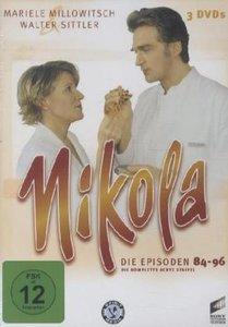 Nikola - Staffel 8
