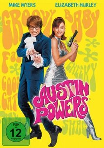 Austin Powers. DVD