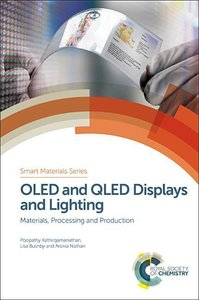 Oled and Qled Displays and Lighting: Materials, Processing and P
