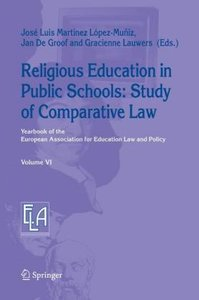 Religious Education in Public Schools: Study of Comparative Law