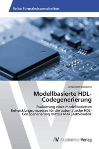 Modellbasierte HDL-Codegenerierung
