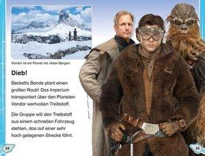 Solo A Star Wars Story Han Solo in Gefahr