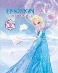 Die Eiskönigin. Mein Stickerbuch