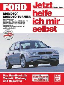 Ford Mondeo / Ford Turnier ab Modelljahr 2000. Jetzt helfe ich m