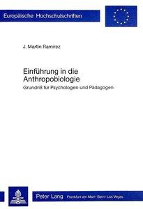 Einführung in die Anthropobiologie