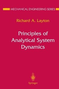 Principles of Analytical System Dynamics