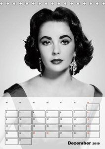 Elizabeth Taylor (Tischkalender 2019 DIN A5 hoch)