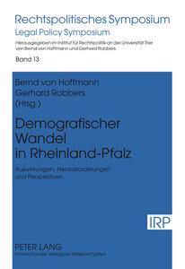 Demografischer Wandel in Rheinland-Pfalz