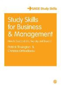 Study Skills for Business and Management