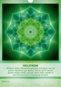 Light Energy Mandalas - Kalender - Vol. 1