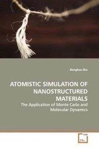 ATOMISTIC SIMULATION OF NANOSTRUCTURED MATERIALS
