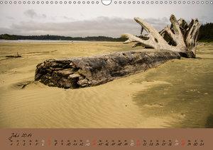 Fernweh nach Westkanada (Wandkalender 2019 DIN A3 quer)