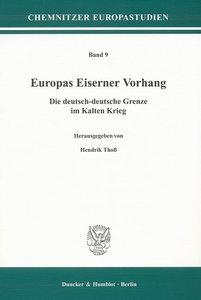 Europas Eiserner Vorhang