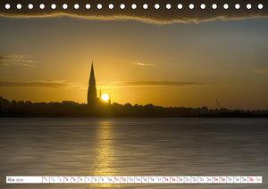 Schleswig-Holsteins Norden (Tischkalender 2019 DIN A5 quer)
