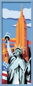 Ravensburger 284450 - Empire State Building - Malen nach Zahlen,