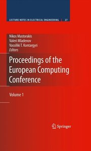Proceedings of the European Computing Conference 1