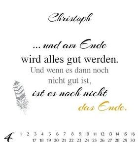 Namenskalender Christoph