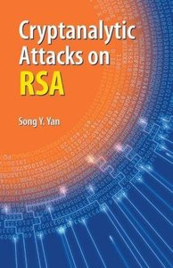 Cryptanalytic Attacks on RSA