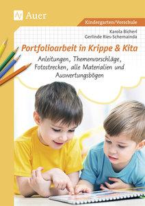 Portfolioarbeit in Krippe und Kita