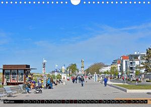 Warnemünde und Rostock, Perlen an der Ostsee (Wandkalender 2020
