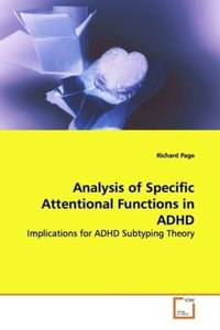 Analysis of Specific Attentional Functions in ADHD