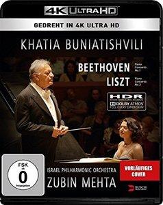 Khatia Buniatishvili & Zubin M