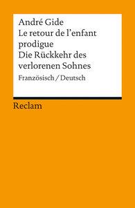 Le retour de l'enfant prodigue / Die Rückkehr des verlorenen Soh