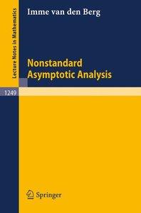 Nonstandard Asymptotic Analysis