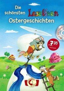 Die schönsten Leselöwen-Ostergeschichten mit Hörbuch