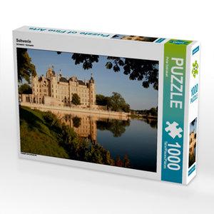 Schwerin 1000 Teile Puzzle quer