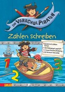 Die Vorschul-Piraten 02 - Zahlen
