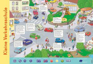 Mein Lernposter: Kleine Verkehrsschule