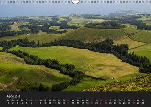 Faszination Azoren (Wandkalender 2019 DIN A3 quer)