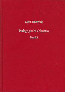 Pädagogische Schriften 3