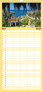 Die großen Antillen - Jamaica - Familienplaner hoch (Wandkalende