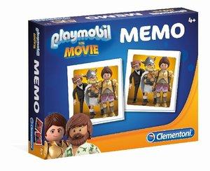 Playmobil the Movie - Memo Kompakt (Kinderspiel)