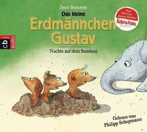 Das kleine Erdmännchen Gustav - Nachts auf dem Sambesi