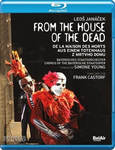 From the house of the dead [Blu-ray]