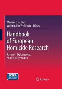 Handbook of European Homicide Research