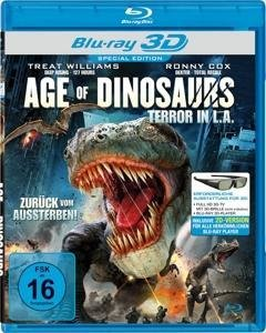 Age Of Dinosaurs-Terror In L.A.Real 3d