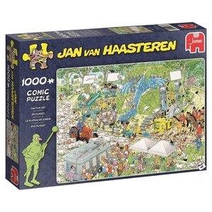 Puzzel Jan Van Haasteren De Filmstudios 1000 Stukjes