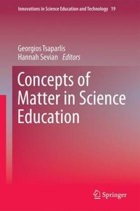 Concepts of Matter in Science Education