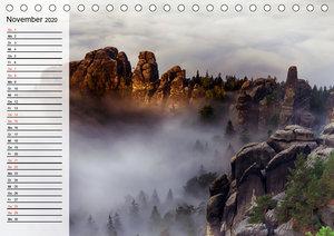 Grüße aus dem Nationalpark Sächsische Schweiz (Tischkalender 202