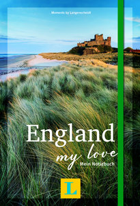 England - my love - Moments by Langenscheidt
