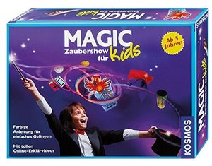 MAGIC - Zaubershow für Kids