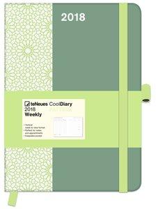 Cool Diary PATTERN Mint 2018 16x22