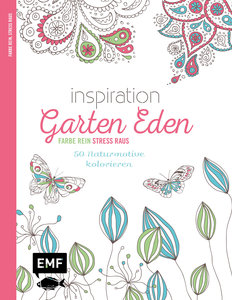 Inspiration Garten Eden (Ausmalbuch für Erwachsene)