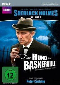 Sherlock Holmes, Vol. 2: Der Hund von Baskerville (Teil 1 & 2)