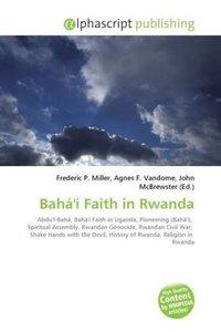 Bahá\'í Faith in Rwanda